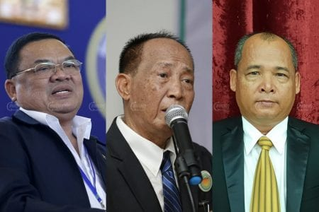 Minor party presidents Nhek Bun Chhay, Mam Sonando and Kem Rithisith have formed a pre-election coalition ahead of the 2022 and 2023 elections.