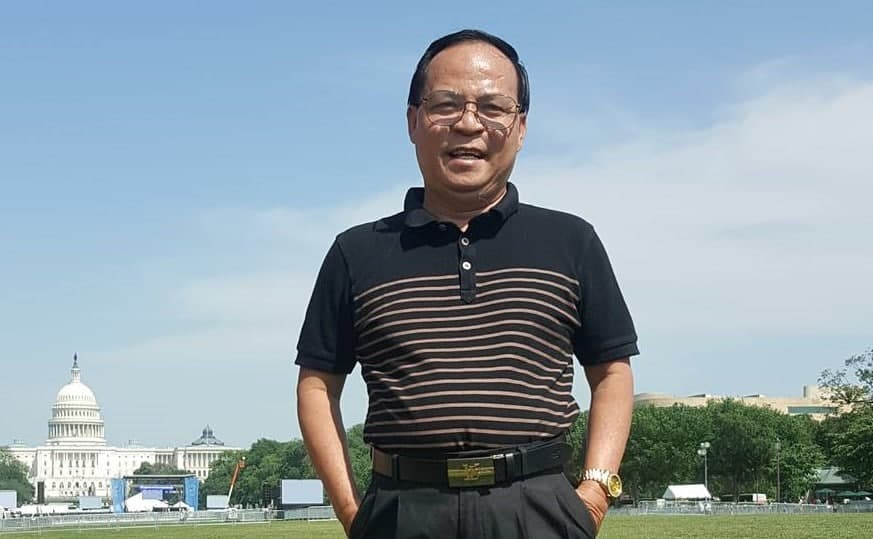 Incitement charges against former Cambodia Daily reporters Aun Pheap (above) and Zsombor Peter for reporting a story in Ratanakkiri province in 2017 were dropped on Tuesday after the plaintiff withdrew the complaint.