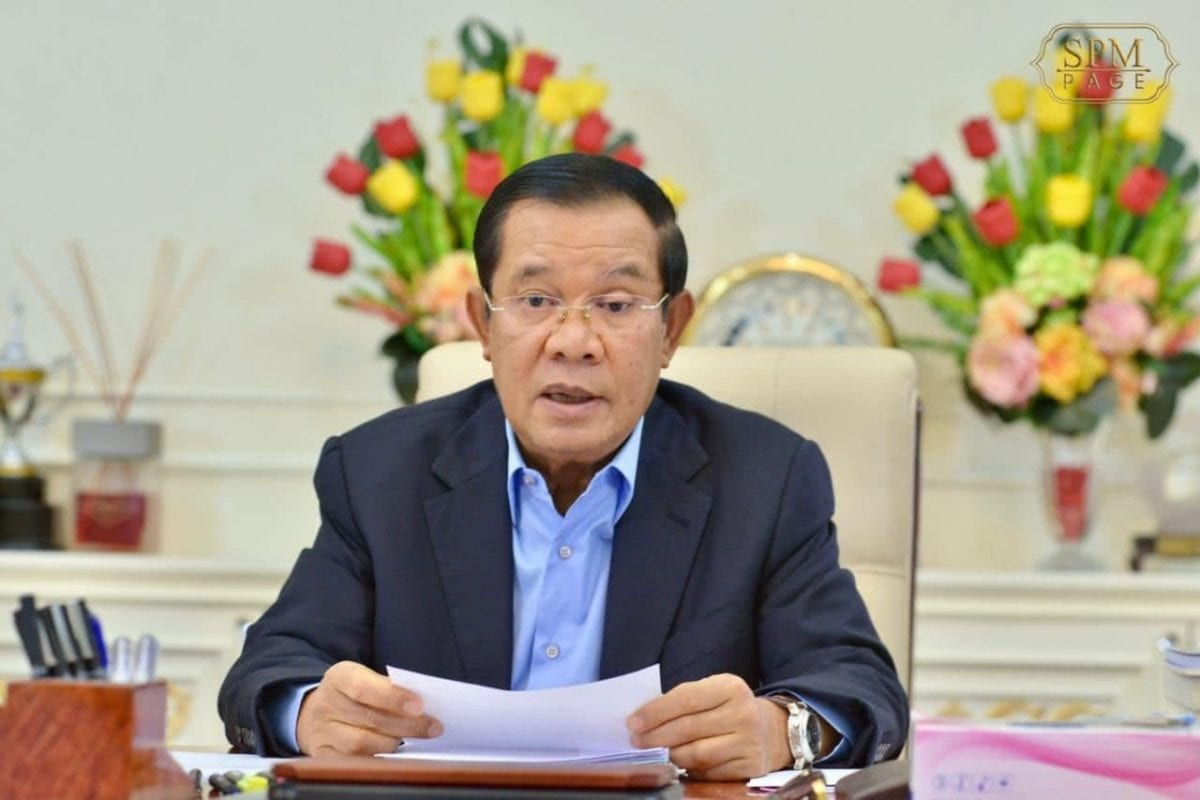 Prime Minister Hun Sen addressed the nation on Tuesday in a four-hour long speech, laying out the country's vaccine acquisition strategy.