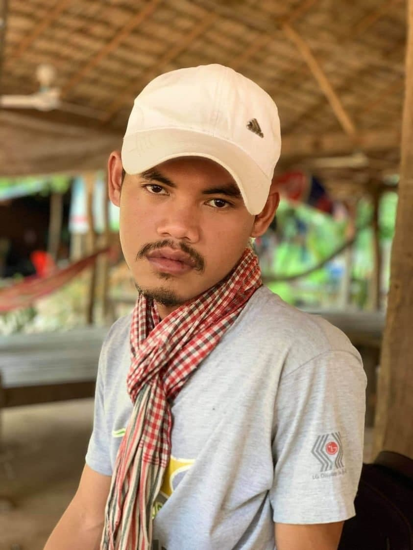 Kea Sokun was one of two rappers convicted in Siem Reap on Tuesday for singing songs about social issues in Cambodia. Facebook