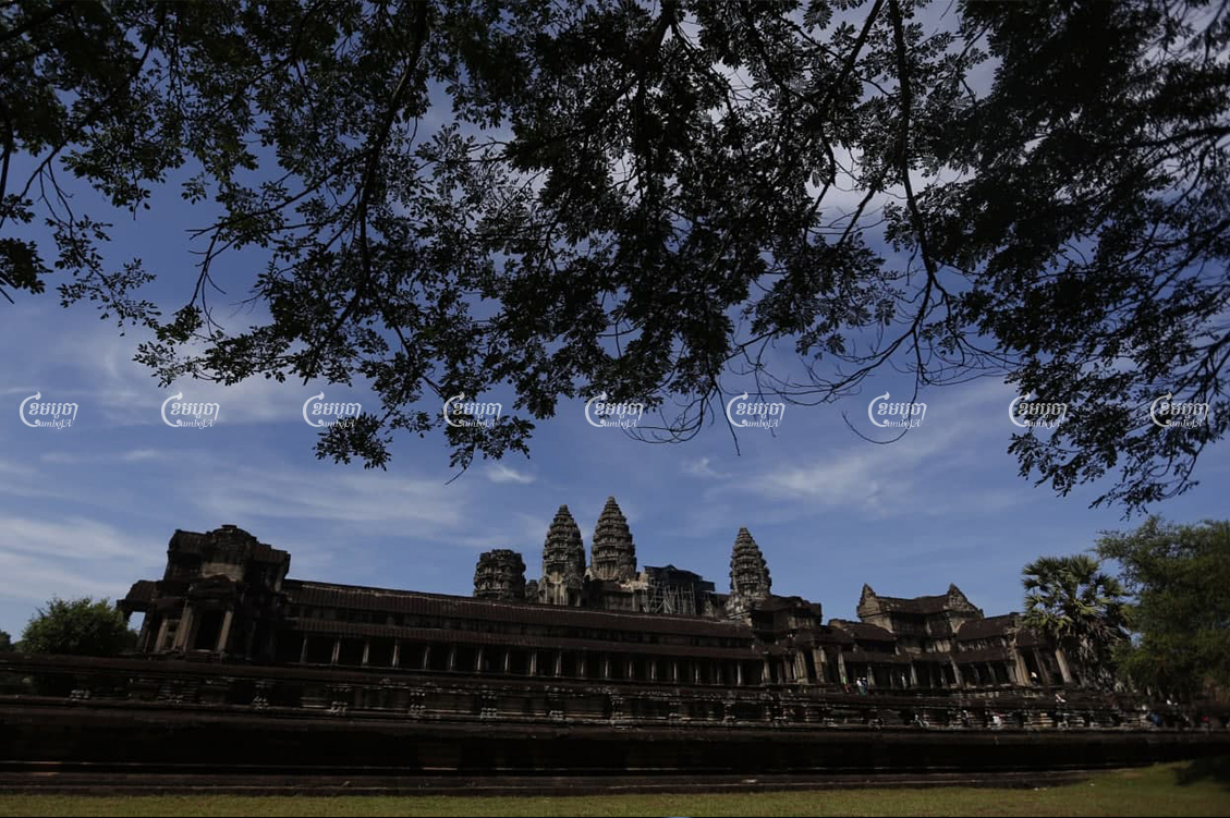 Unesco has raised concern over NagaCorp's plans to build a resort and theme park near the Angkor Archaeological Park in Siem Reap. CamboJA/Pring Samrang